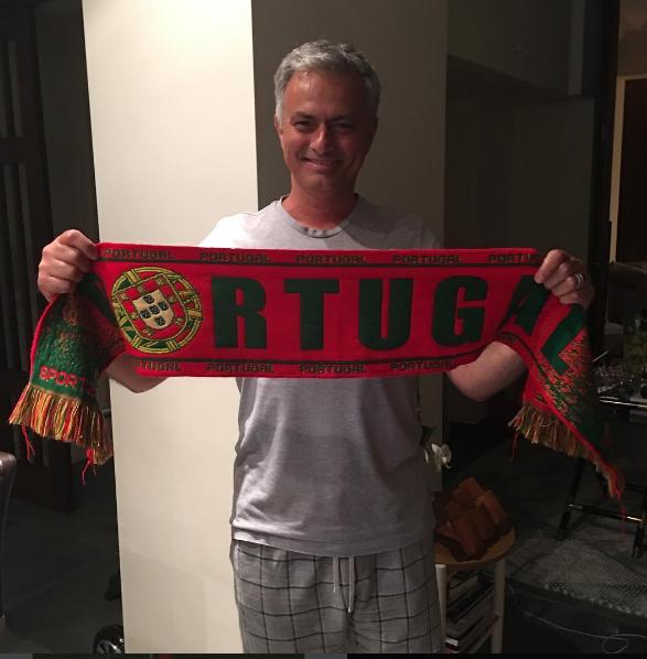 Mourinho Senang Portugal Bisa Kalahkan Tim Prancis di Final