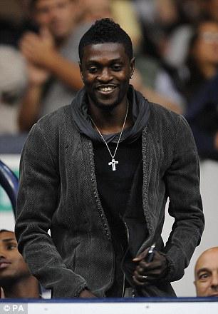 Emmanuel adebayor Pemain Terkaya no 4 diAfrika Dunia Sepak Bola