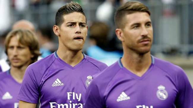 Tiga Bintang Real Madrid Sudah Siap hadapi Bayern Muenchen