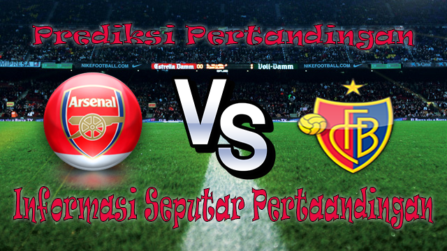 Perkiraan Arsenal vs Basel