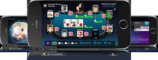 Cara Main Poker Online di HP